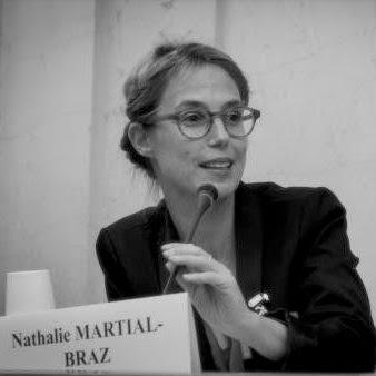 Nathalie Martial Certificate LegalTech