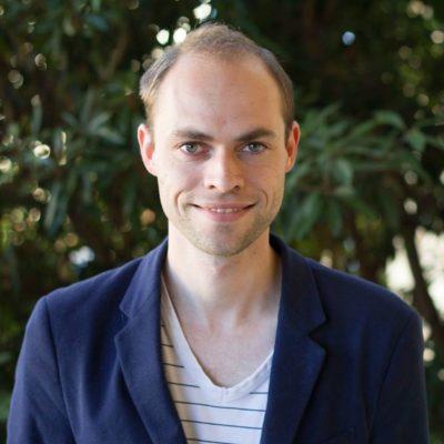 Pieter Gunst CodeX Fellow