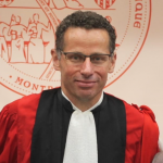 Photo de l'intervenant Pierre Mousseron Certificate of Customary Law